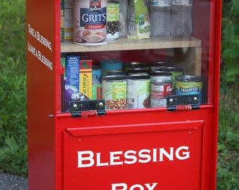 Blessing Box - Sidewalk Pantry