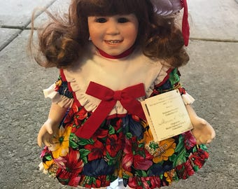 Kimberly - World Gallery Dolls & Collectibles