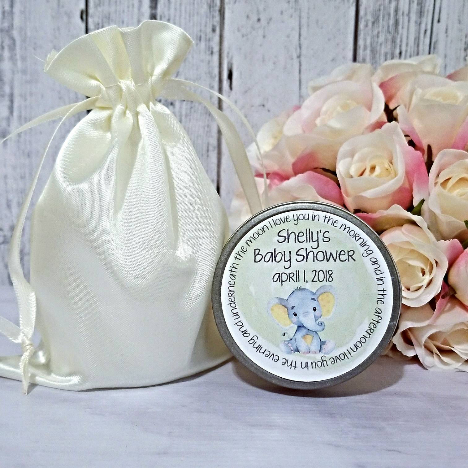 Elephant Candle Wedding Favors   Giftwedding.co