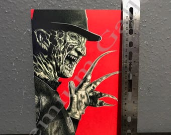 Freddy Kruger Nightmare series