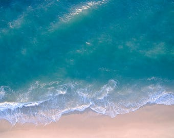 Wall Art | Aerial Photography | Abstract Art| Print | Beach | Seascape | Western Australia | Sunset | Canvas | Drone Art