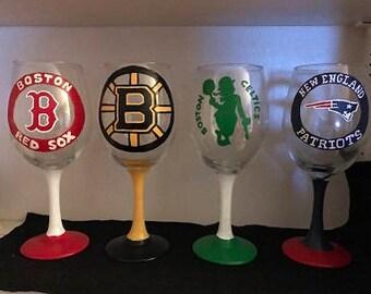 Boston Sports Glasses