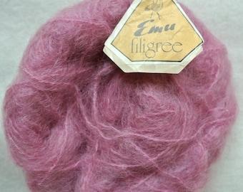 Emu Filigree Mohair Wool Lilac Haze (8 x 25g)