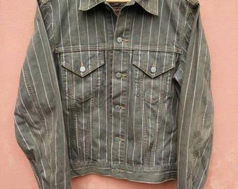 Vintage Comme des Garcons Homme Denim Jacket Rare