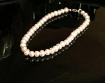 VINTAGE Sea pearl bracelet