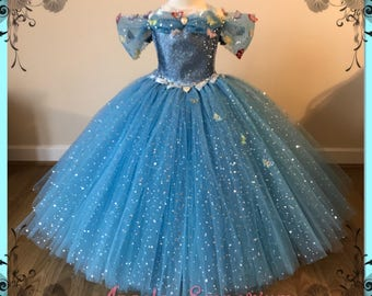 Cinderella Inspired Ball Gowns