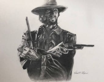 Clint Eastwood Western