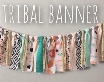 Lil' Girl Tribe Banner - 20.00 - 60.00