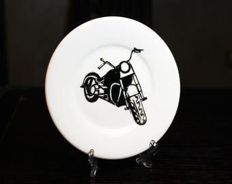 Motorcycle - Display Plate