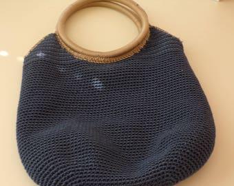 Ladies handbag, hand made