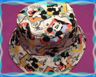 Boys Reversible Bucket Hat For Kids