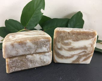 Unscented Farmhouse Vegan Cold Process Bar Soap