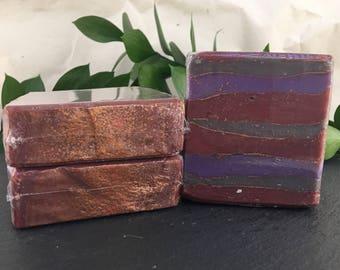 Holiday Sparkle Vegan Cold Process Bar Soap