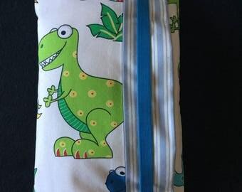 Baby diaper bag Dino