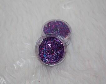 Galaxy Jam Purple COSMETIC FESTIVAL Glitter 20g