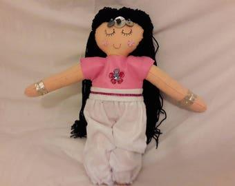 Genie Princess Doll