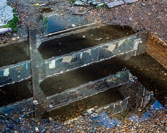 Looking into Puddles no4