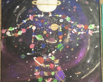 galaxies inside my DNA