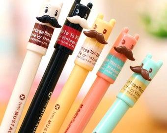 Cute Mustache Pen (1pc)
