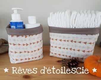 Baskets / storage baskets / Organizer AGF