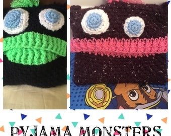 Pyjama Monsters