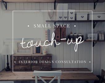 Interior Design Consultation - Small Room/Space