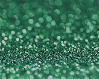 MERMAID BIO GLITTER - Biodegradable Glitter- Green- Festival Bio Glitter- Compostable Glitter - Enviro Glitter- Cosmetic Grade -375 microns