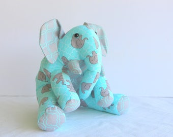 Elephant Stuffed Toy
