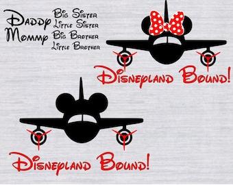 Disney bound, disneyland svg, disneyland clipart, disney family shirts, disney shirts, family disney vacation, svg files, studio 3 files,dxf