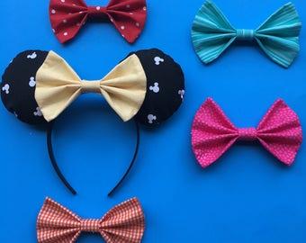 Mickey Head Ears