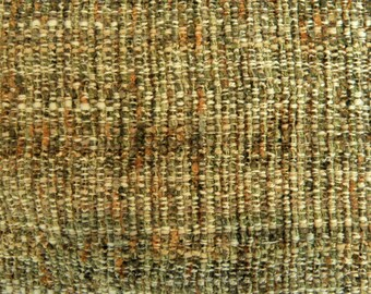 Moss green handwoven, washable table runners