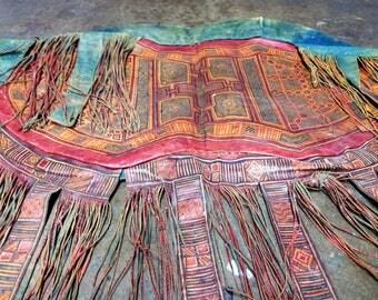 ancient tuareg pillow
