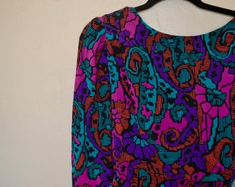 Psychedellic Dress