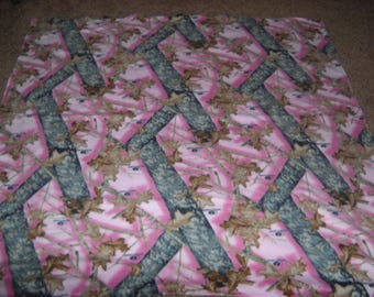 Pink Camouflage  PC565