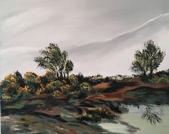 Wild Landscape, Abstract Art, Impressionism, Modern Art, Cubism, All Genres