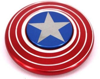 High quality Captain american spinner