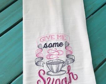Flour Sack Kitchen Towels