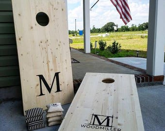 Custom STANDARD Handcrafted Cornhole Boards
