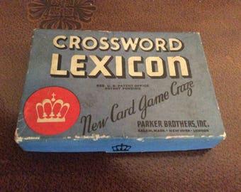Lexicon Etsy