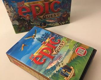Tiny Epic Quest 5 Color Storage