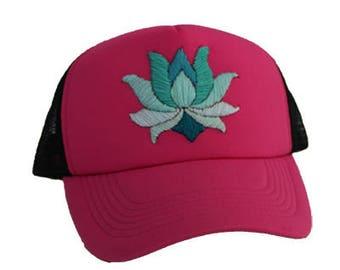 Flor de Loto Hat