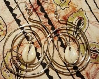Cowries with Spirals