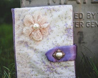 Lavender and Lace Journal