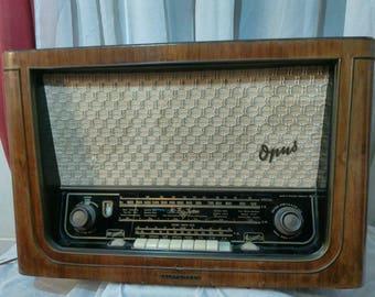 Telefunken Opus 55 AM / FM