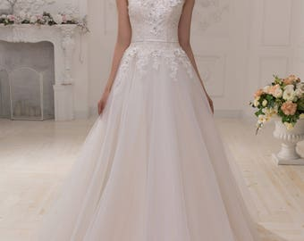 Wedding dress wedding dress bridal gown MEGAN