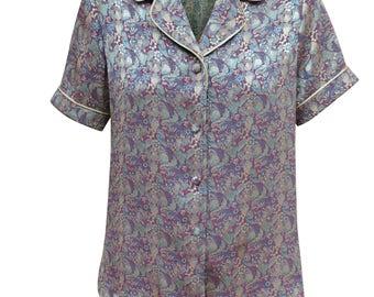 Embroidery Shirt and Pants Set