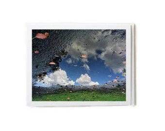 Where the Earth & Sky Meet Notecard