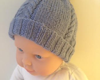 Little Blue Beanie