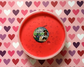 Be mine butter slime (8 oz)
