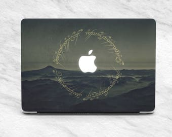 MacBook Pro 13 Lord of the rings case MacBook Air 13 Laptop Sleeve MacBook 13 Pro New Hard case MacBook 15 2016 case for MacBook Retina